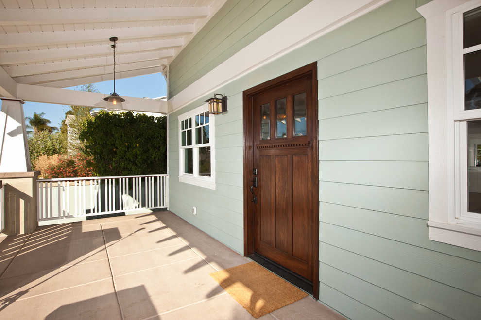 Aaw Doors Entry Traditional with Arts Crafts Hardi & aaw-doors-Kitchen-Craftsman-with-breakfast-bar-butcher-block ... pezcame.com