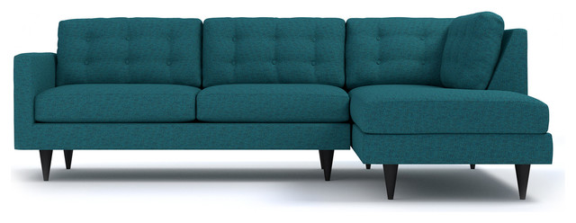 affordable sectional sofas with American made apt2b button tufting furniture hand made hand