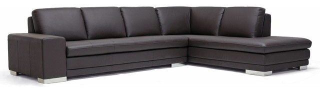 Affordable Sectional Sofas with Contemporary Sofa Brown Hardwood Frame