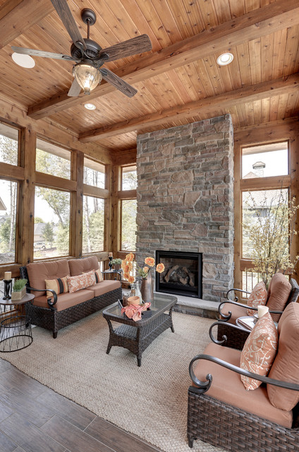 allen and roth patio furniture Living Room Rustic with CategoryLiving RoomStyleRusticLocationMinneapolis