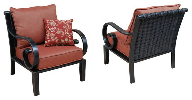 Allen and Roth Patio Furniture Patio with Allen Roth Pardini Patio Conversation Outdoor Chairs Outdoor Furniture