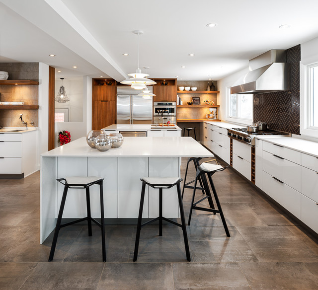 Allure Ultra Flooring Kitchen Contemporary with Astro Kitchens Complete Kitchen Renovation Cooking for Two Double