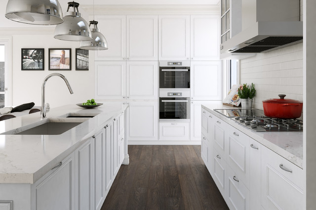 Allure Ultra Flooring Kitchen Victorian with Architect Home Designs Architects Architects Australia Architects Melbourne Architects