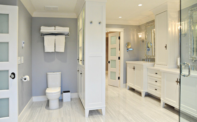 american standard toilet parts Bathroom Traditional with 4 panel doors cabinet decorative mirror double sinks frosted