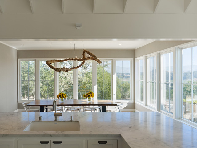 andersen-windows-reviews-Kitchen-Farmhouse-with-architectural ...