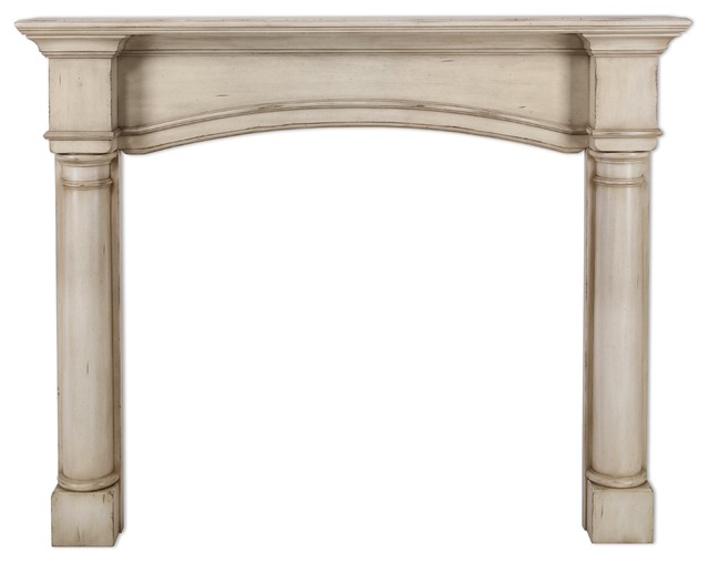 Antique Fireplace Mantels with 48 Fireplace Surround Antique Fireplace Surround Antique Mantel Column