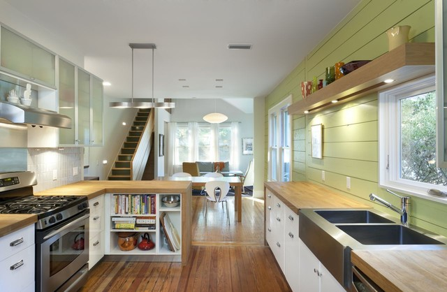Apron Sinks Kitchen Rustic with Apron Sink Butcher Block Countertops Ceiling Lighting Cottage Farm