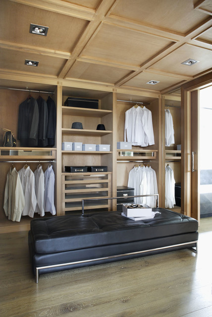 Atlantic Pest Control Closet Contemporary with Black Leather Bench Built in Closet Casual Elegance Coffered