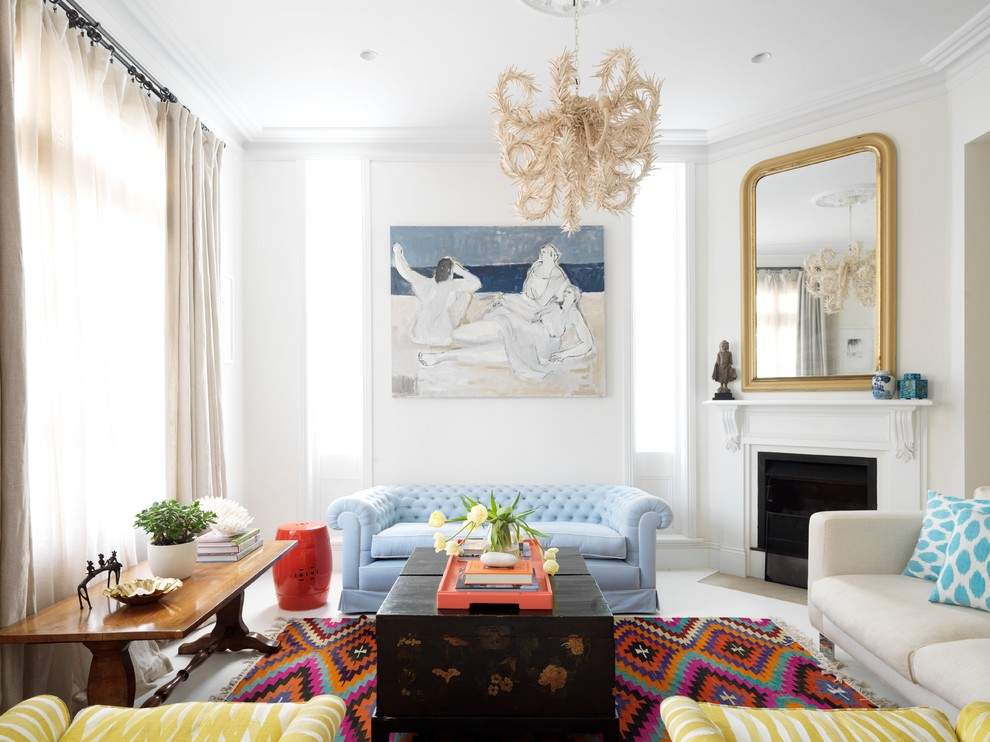 Bold Area Rugs aztec-rug-living-room-contemporary-with-area-rug-beautiful-art