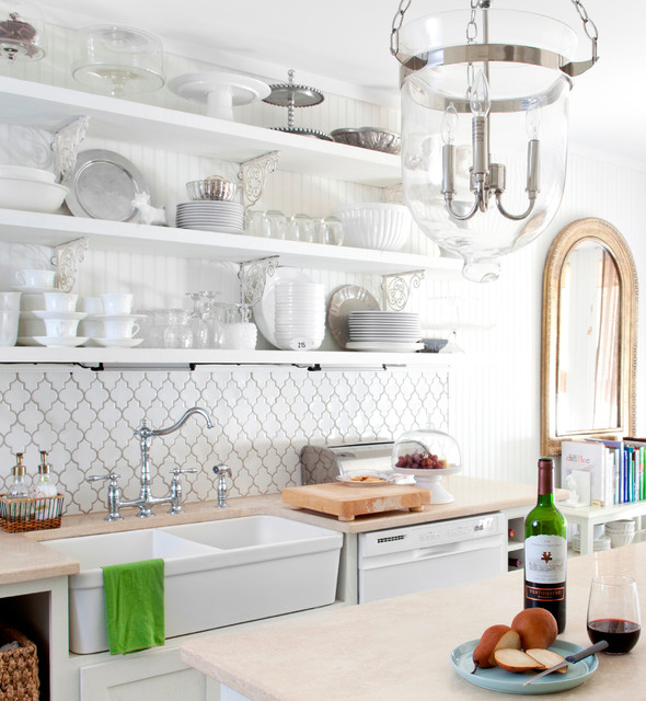 Charming Backyard String Lights Kitchen With CategoryKitchenLocationLos Angeles