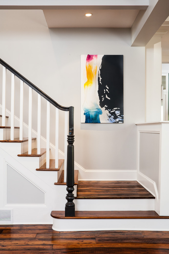 Banisters Staircase Craftsman with Art Atlanta Bannister Baseboard Bright Art Bullnose