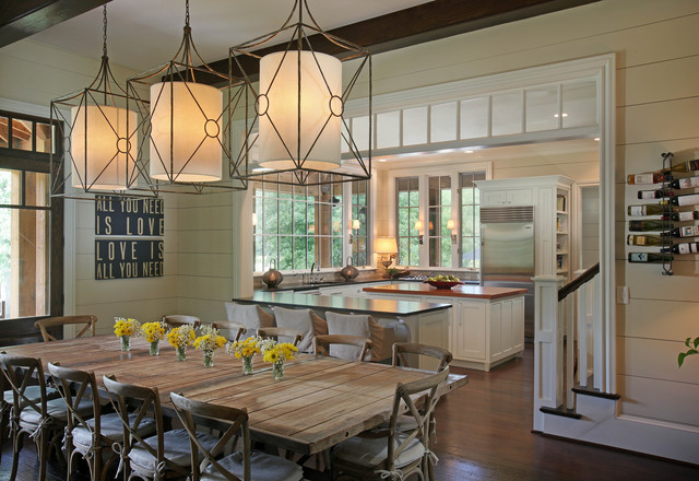 Bentwood Chair Dining Room Rustic with Baseboards Bentwood Chairs Centerpiece Chair Cushions Dark Floor Dining