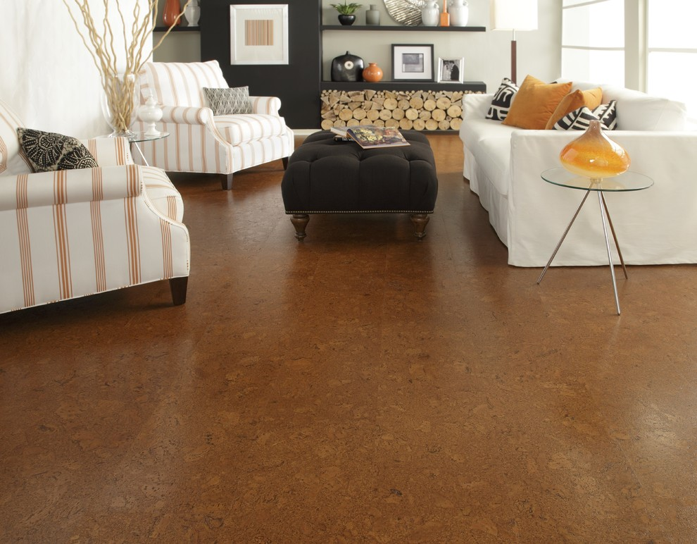 Best Vinyl Plank Flooring Living Room Contemporary with Categoryliving Roomstylecontemporarylocationunited States