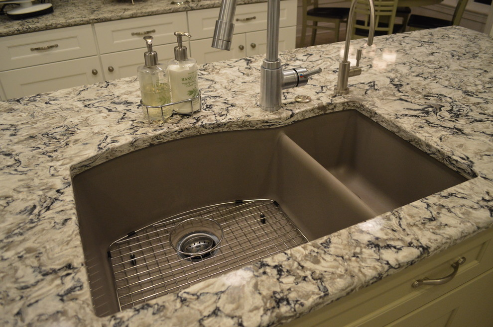 Blanco Sinks Kitchen Traditional with Double Bowl Sink Kitchen Faucet Kitchen Sink