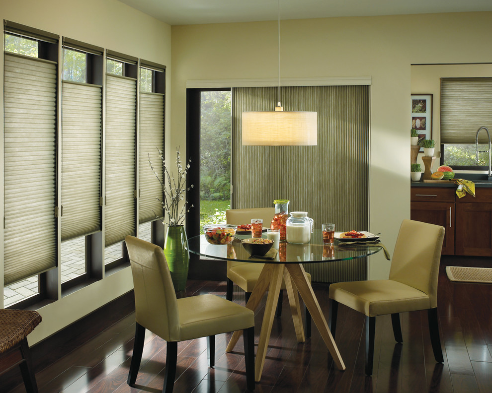 Blinds for Sliding Glass Doors Dining Room Modern with Blinds Ceiling Light Chair Glass Table Kitchen