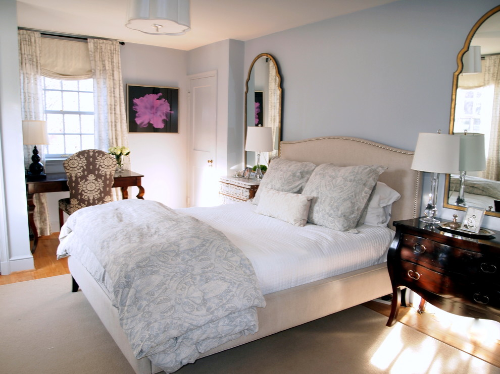 Bombe Chest Bedroom Traditional with Area Rug Barbara Barry Bedroom Desk Bedside