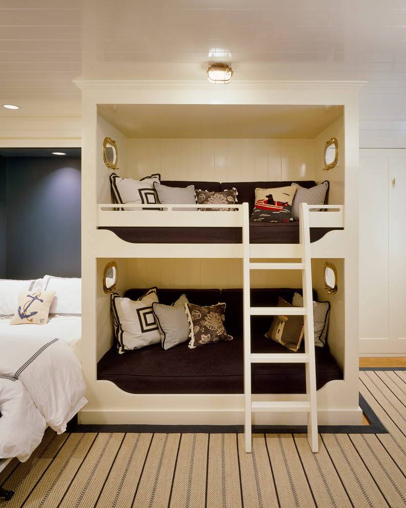 Bunk Beds for Adults Kids Beach with Bedroom Built in Beds Bunk Beds Cape