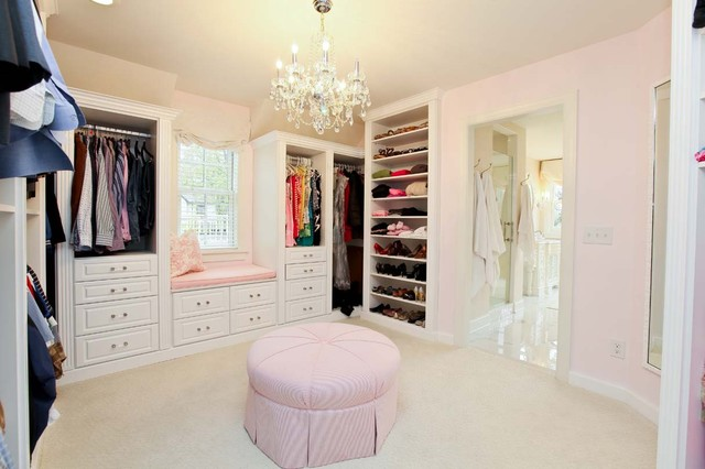 California Closets Nyc Closet Traditional with Built in Shelves California Closets Chandelier Closet Double Hung