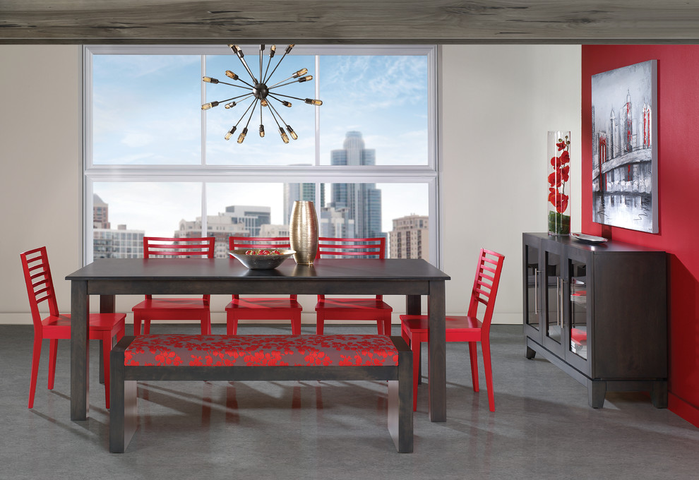 Canadel Furniture Dining Room Contemporary with Canadel Furniture Contemporary Dining Sets Dining Solid