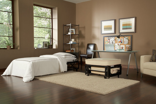 Castro Convertible Spaces Transitional with Home Office Spare Guest Room