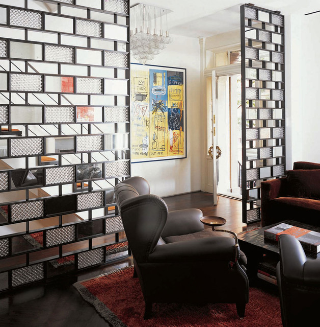 Cheap Room Dividers Living Room Contemporary with 1919 Chair Armchair Art Artwork Avery Boardman Sofa Bronze