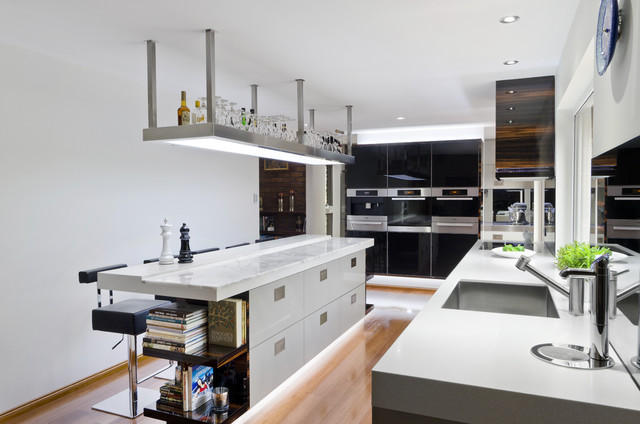 Chili Pepper Lights Kitchen Contemporary with Barware Breakfast Bar Ceiling Lighting Cove Lighting Eat In
