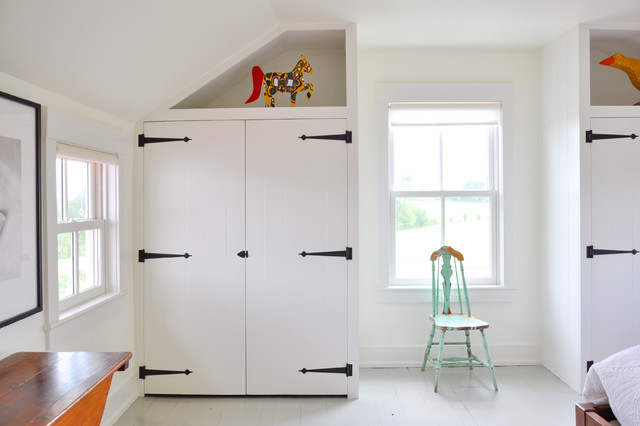 Closet Armoire Bedroom Farmhouse With Bedroom Storage Black Hinges
