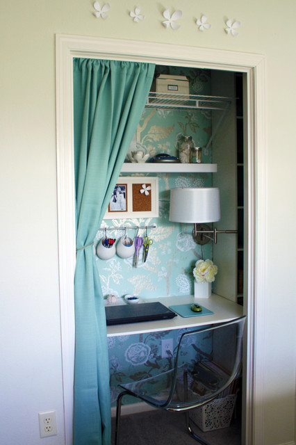 Closet Organizers Home Depot Home Office Traditional With Built In Desk  Built In Desk Cloffice Closet Office Floating