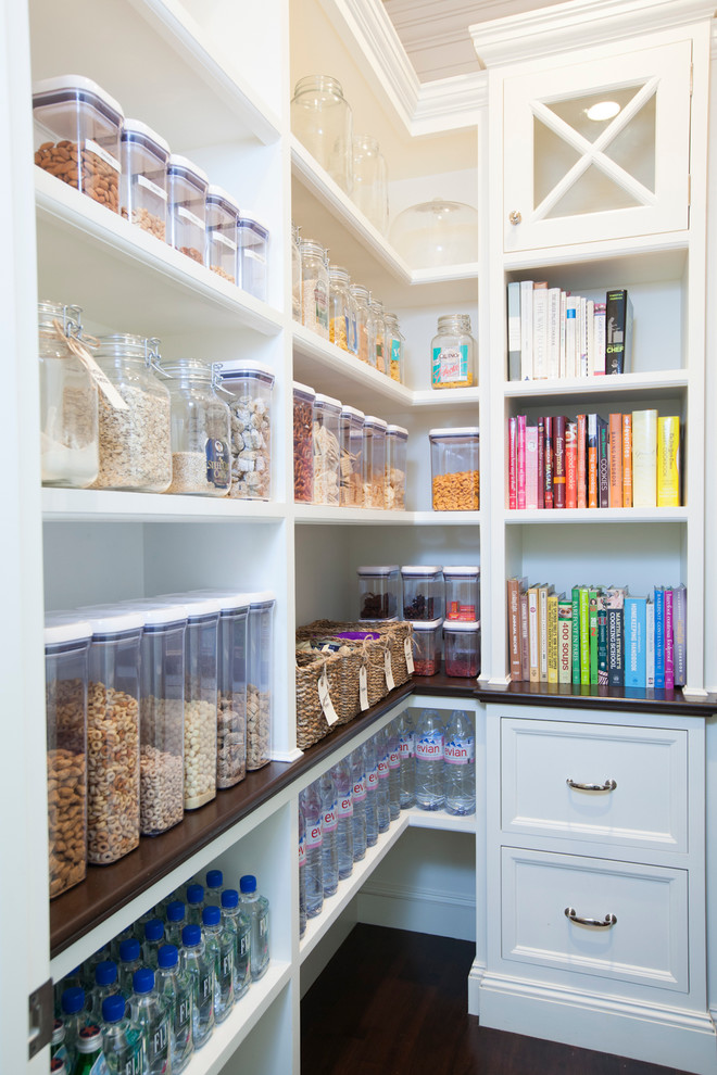 Closet Organizers Lowes Kitchen Traditional with Cereal Cookbook Shelves Drawers Food Storage Glass
