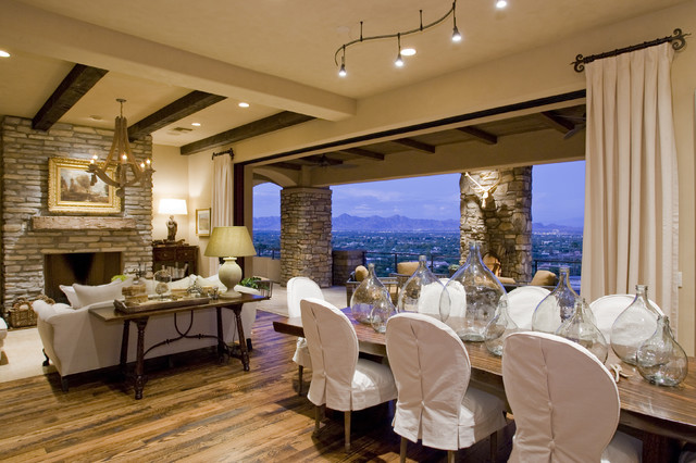 Club Chair Slipcovers Dining Room Rustic with Bottles Centerpiece Dining Chair Slipcovers Hanging Track Lighting Hardwood