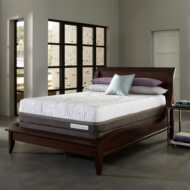 Cool Gel Mattress Topper Bedroom Contemporary with Categorybedroomstylecontemporarylocationunited States