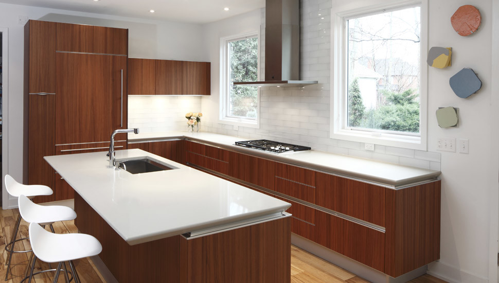 Copper Range Hood Kitchen Contemporary with Backless Bar Stools Dining Table Kitchen Cabinets