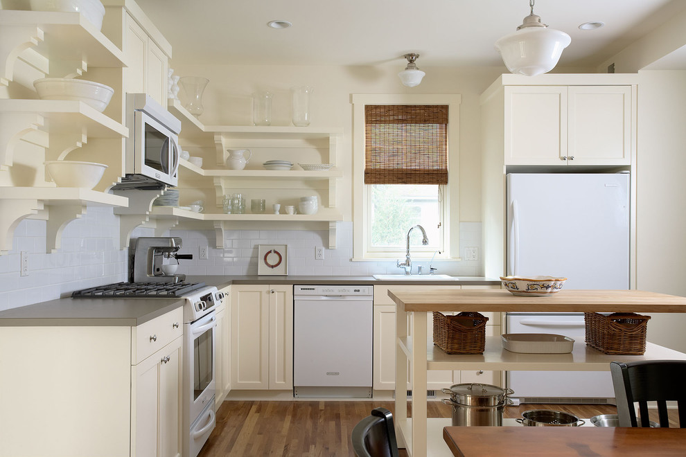 Corbels Kitchen Contemporary with Butcher Block Ceiling Light Corbels Frame And