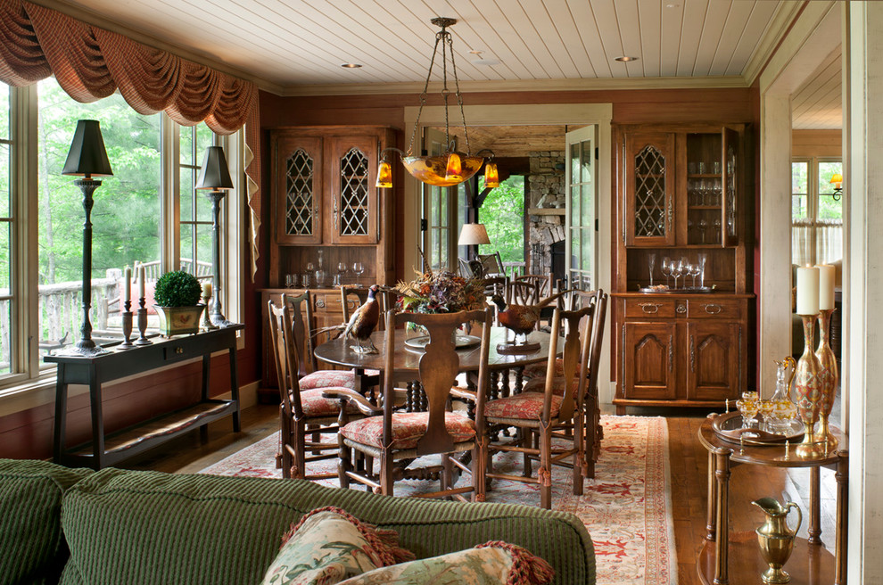corduroy couch Dining Room Victorian with bar chandelier CHINA CABINETS console table fowl