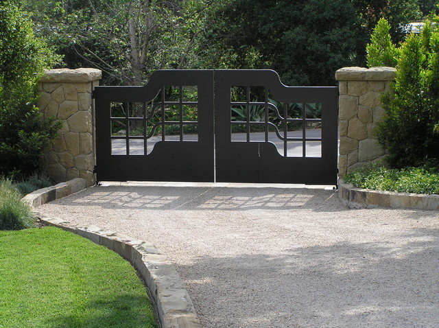 Cost of Asphalt Driveway Landscape Asian with Driveway Entry Gate Grass Gravel Lawn Planters Stone Edging