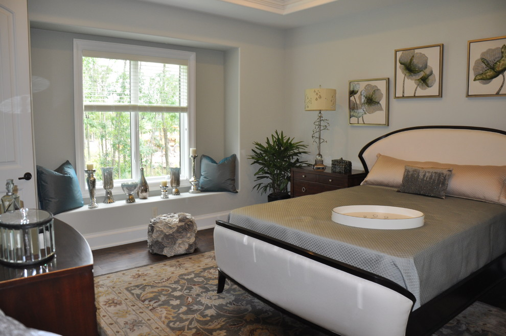 costco-bamboo-flooring-Bedroom-Contemporary-with-ceiling-fan-light ...