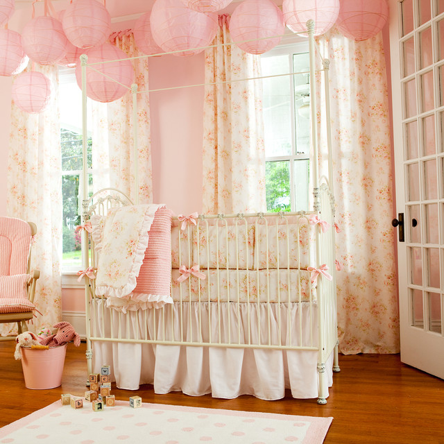 Crib Dust Ruffle Nursery Shabby Chic with Bedskirt Bows Chenille Classic Crib Bedding Cribs Decorative Pillow