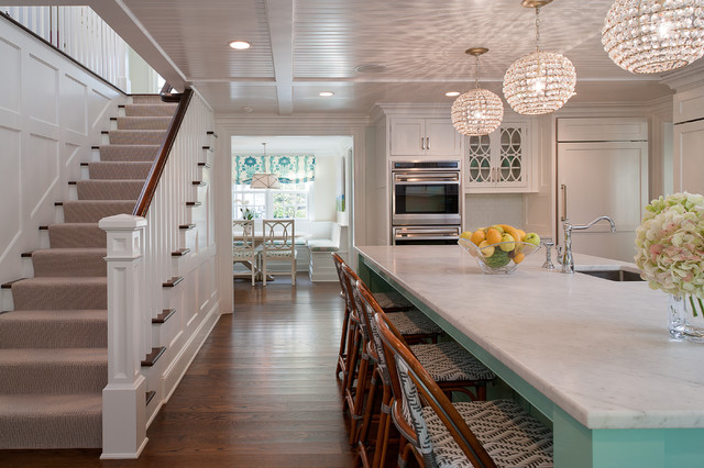Currey and Company Lighting Kitchen Traditional with Blue Kitchen Island Cane Furniture Ceiling Lights Custom Eat