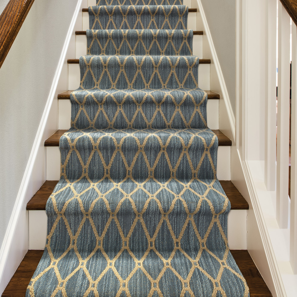Dash and Albert Runner Staircase Contemporarywith Categorystaircasestylecontemporary