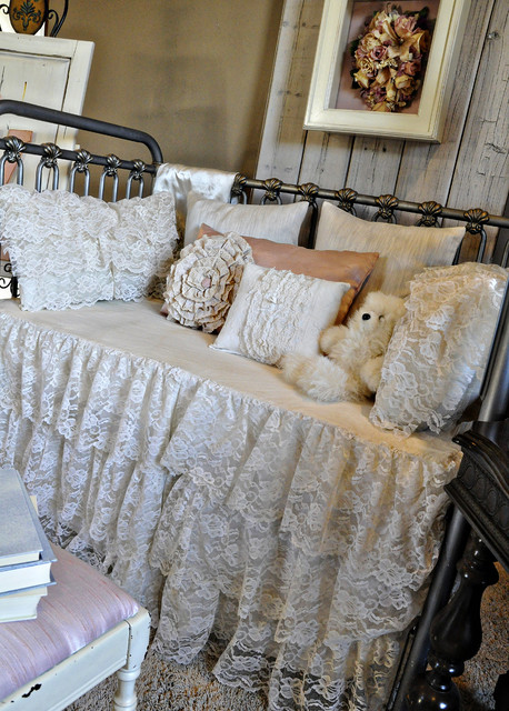 Daybed Bedding Sets Kids Shabby Chic with Bed Pillows Bedroom Day Bed Decorative Pillows Dust Ruffle