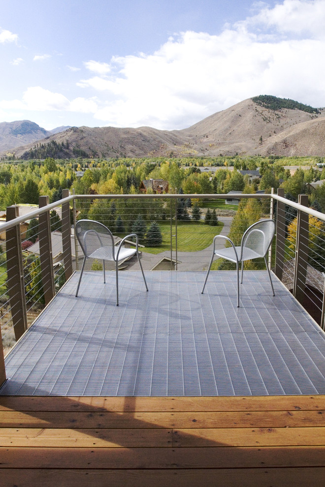 Deck Railing Designs Deck Modern with Balcony Bar Grate Cable Guardrail Cable Railing1