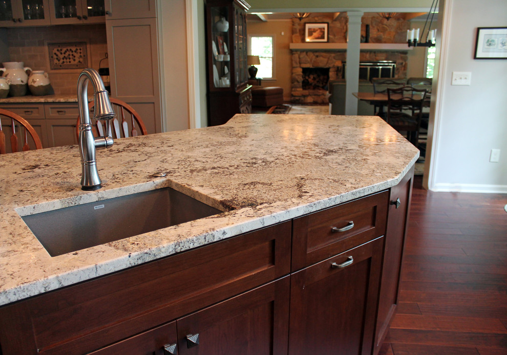 delta cassidy faucet Kitchen Traditional with CategoryKitchenStyleTraditionalLocationCleveland