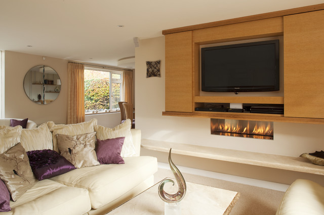 Direct Vent Fireplace Living Room Contemporary with Cabinet for Tv Contemporary Fireplace Fireplace Fireplace Under Tv