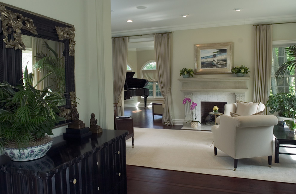Doorway Curtains Living Room Traditional with Angles Area Rug Baseboards Ceiling Ceiling Lighting