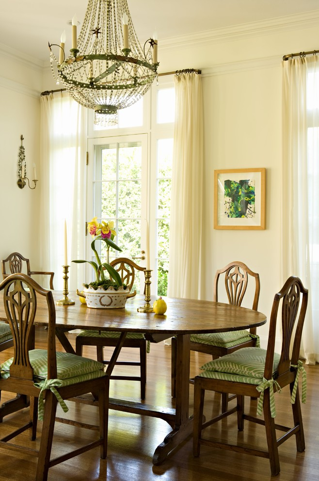 Drapery Rods Dining Room Traditional with Brass Candlesticks Breakfast Room Casual Casual Dining