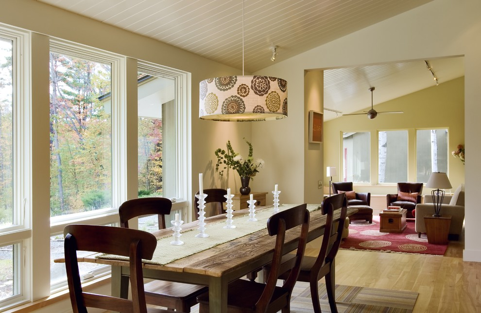 Drum Shade Chandelier Dining Room Contemporary with Ceiling Lamp Dining Area Drum Shade Pendant