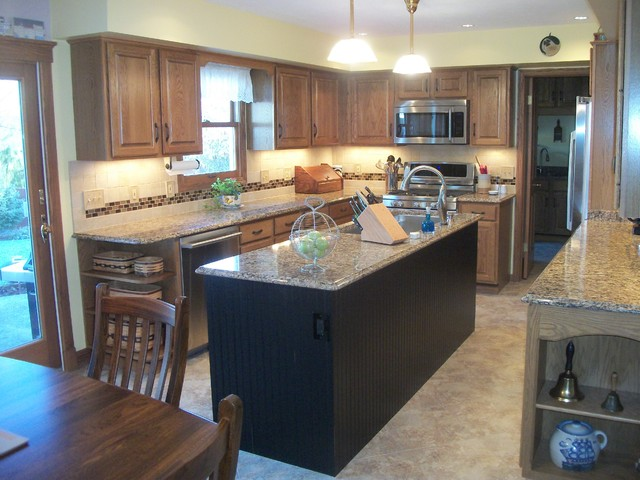 Duraceramic Kitchen Contemporary with Cambria Countertop Custom Wood Products Duraceramic Galley Sink Kitchen1