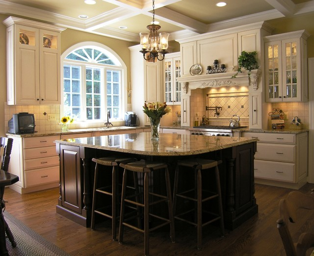 Elkay Faucets Kitchen Contemporary with Benjamin Moore Breakfast Bar Ceiling Lighting Coffered Ceiling Custom