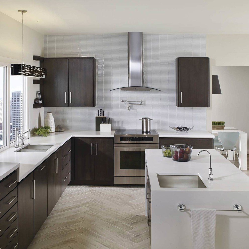 Eternity Flooring Kitchen Contemporarywith Categorykitchenstylecontemporary