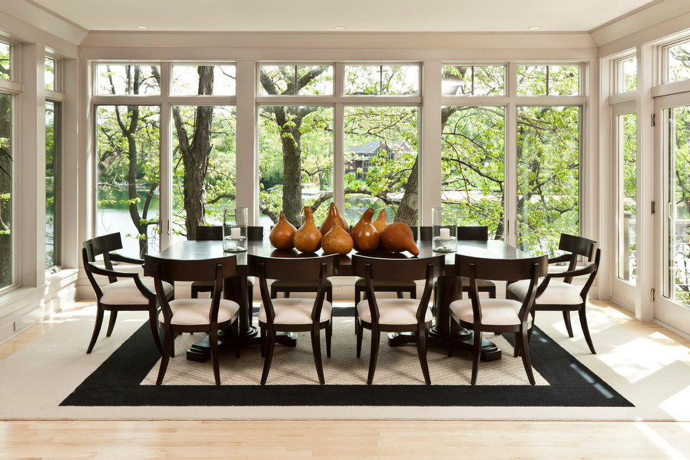 ethan-allen-dining-chairs-dining-room-farmhouse-with-area-rug